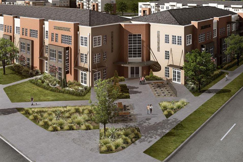 The Loft Apartments Mansfield Tx