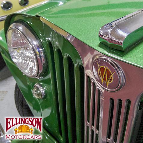 Ellingson Classic Car Sales