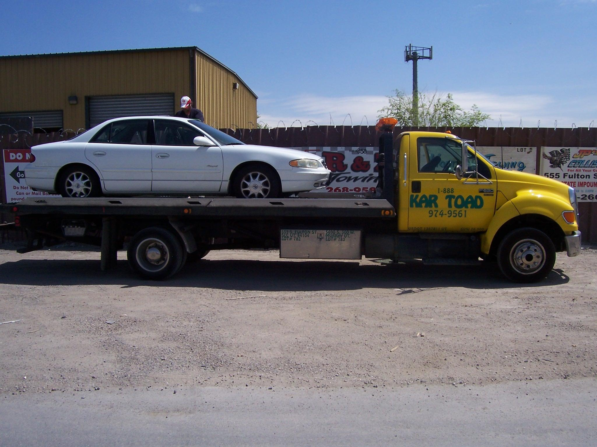 Evans and Sons Auto and Towing image 0