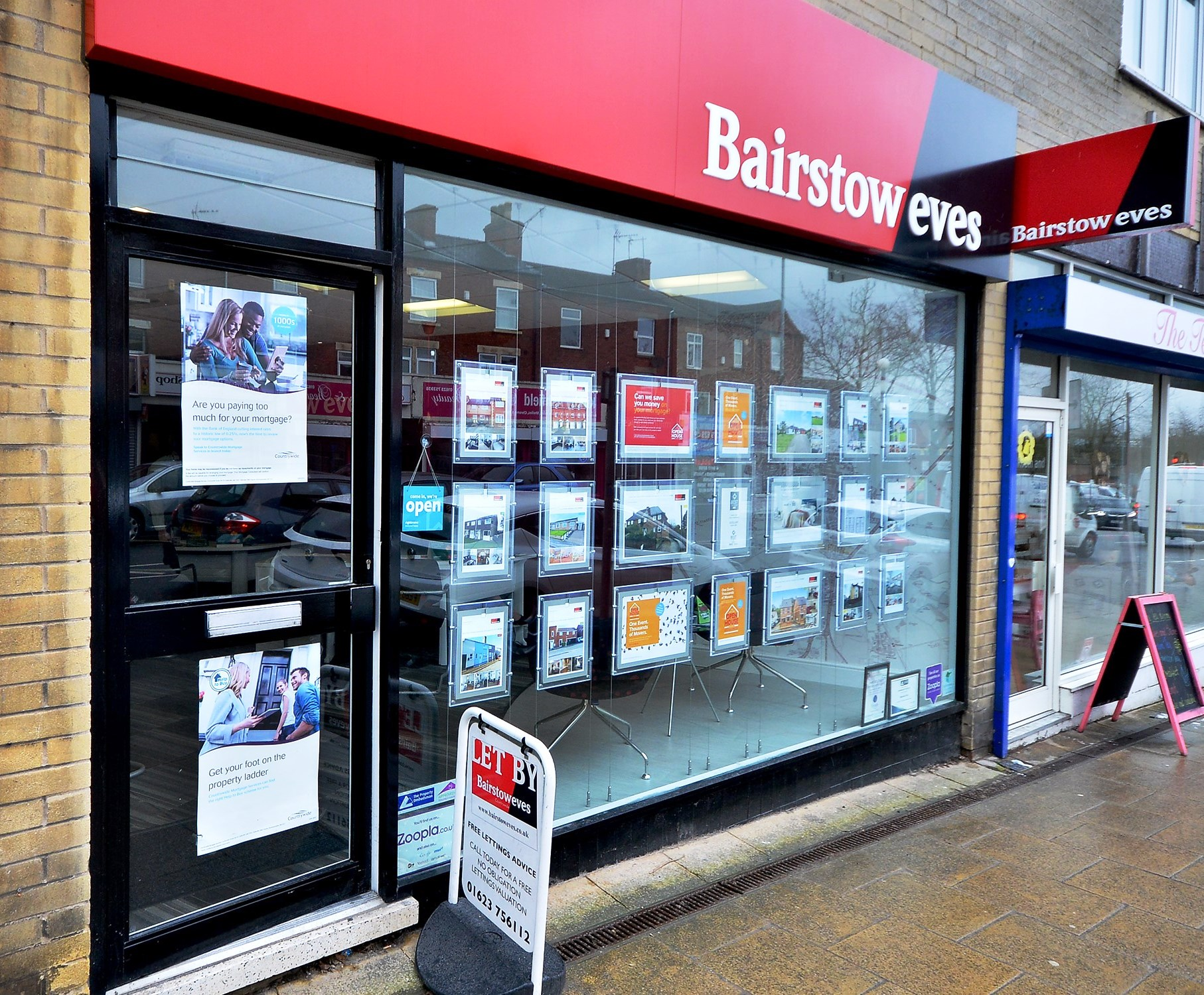 Bairstow Eves Estate Agents Kirkby-in-Ashfield