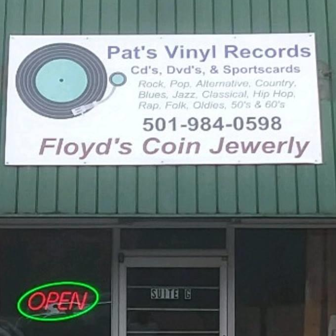 Pat's Vinyl Records