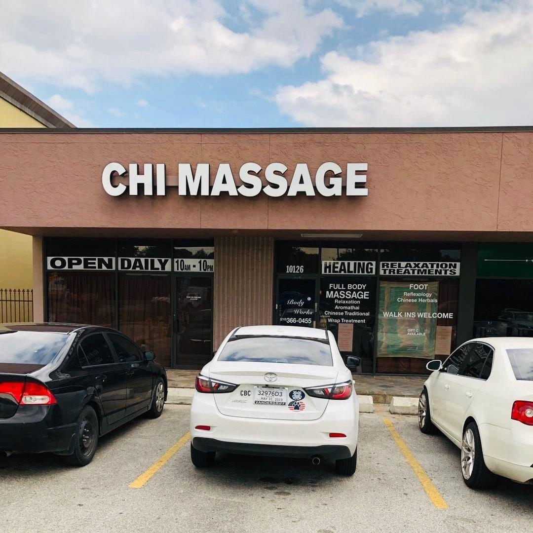 Chi Massage - San Antonio, TX 78216 - (210)366-0455 | ShowMeLocal.com