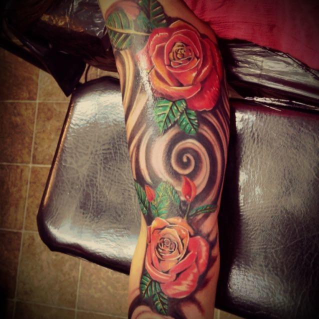 Eternal art tattoo gallery in santa rosa ca 95403 for Tattoo santa rosa