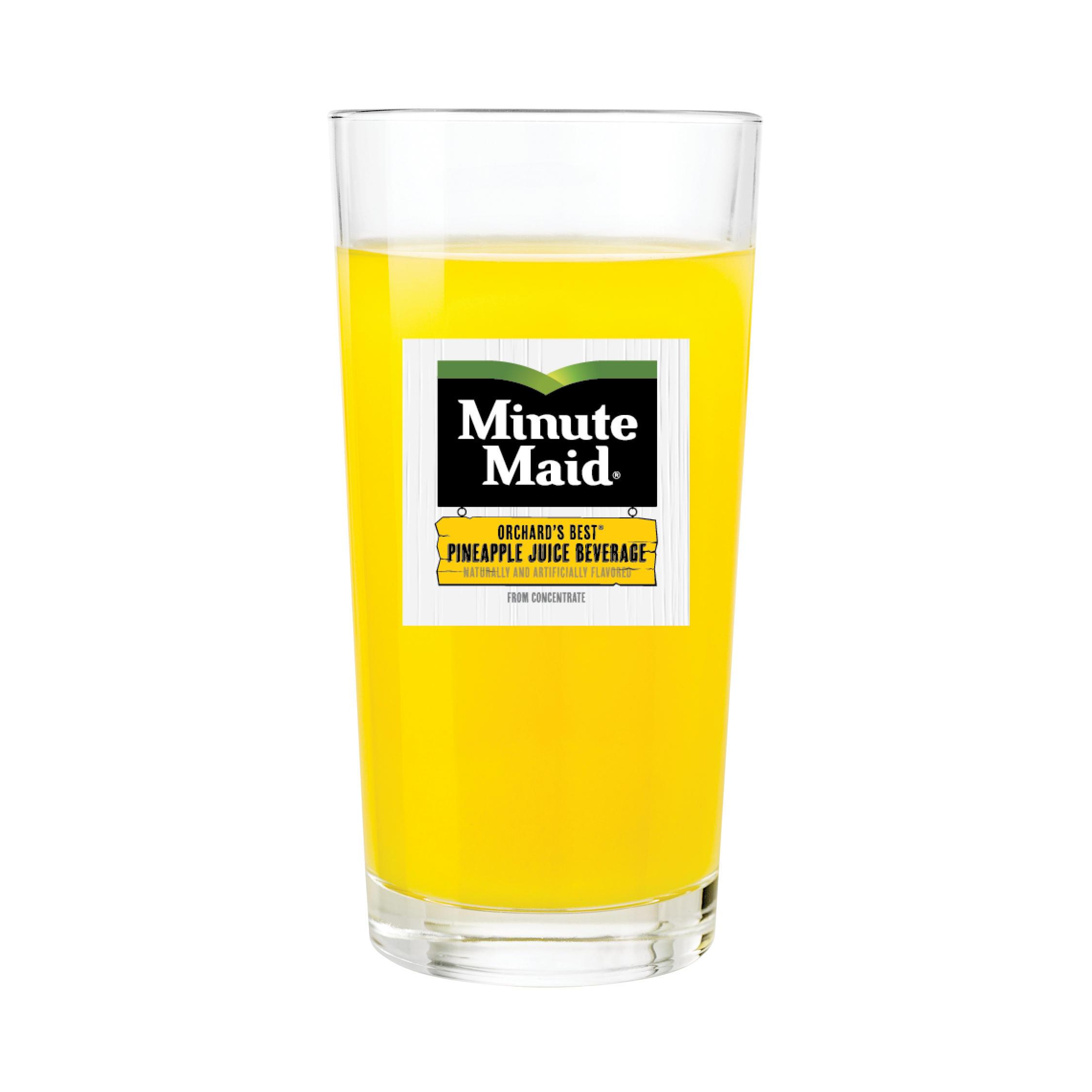 Minute Maid Pineapple Juice