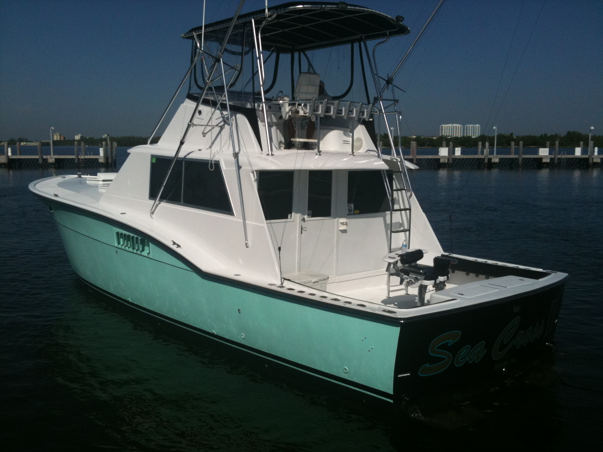Sea cross deep sea fishing miami in miami beach fl 305 for Deep sea fishing miami