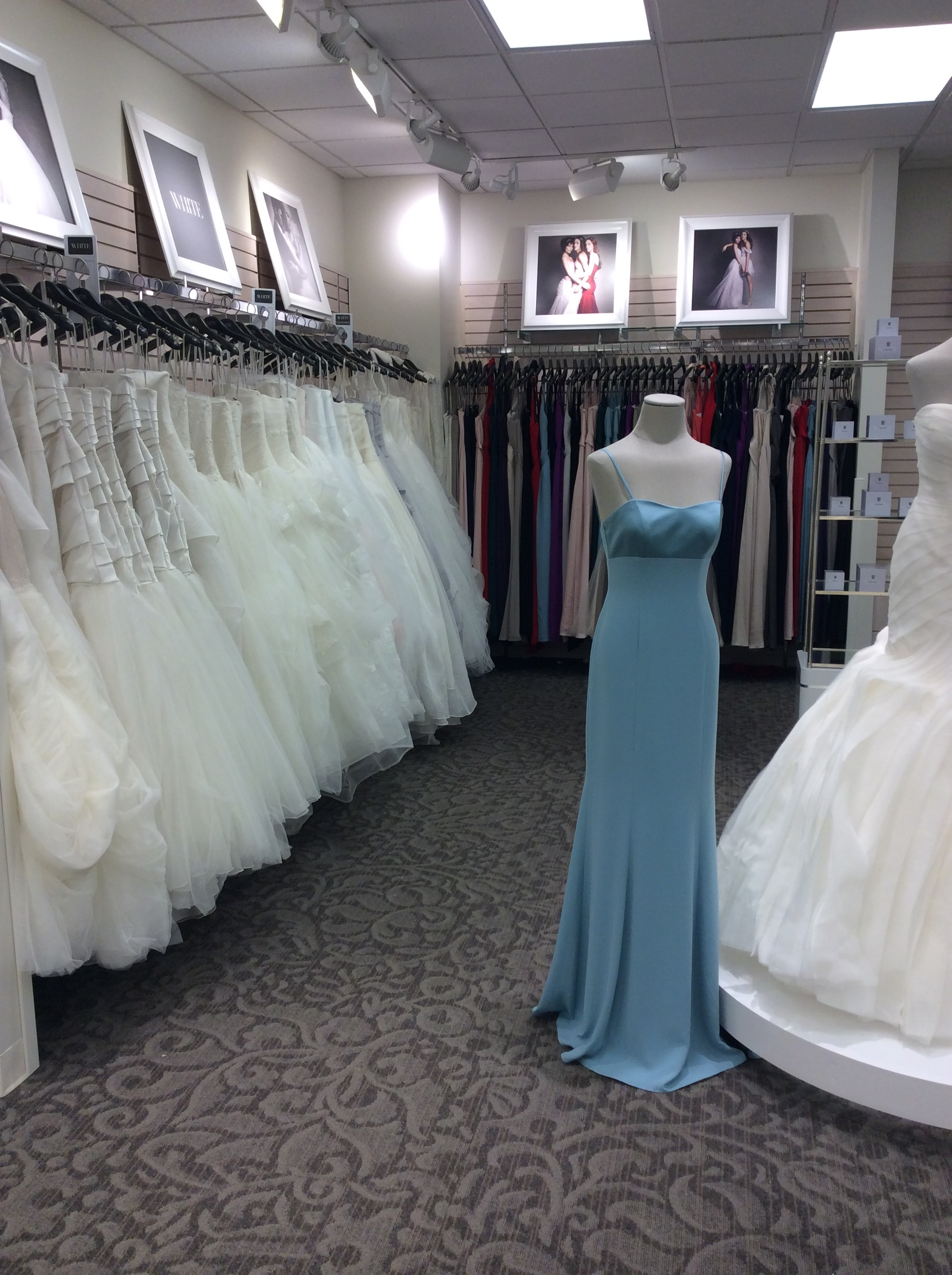 David 39 s bridal in lafayette la 70503 for Wedding dresses lafayette la
