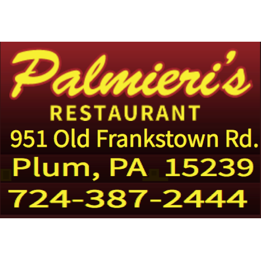 Palmieri's Restaurant  & Sports Bar - Plum, PA - Restaurants