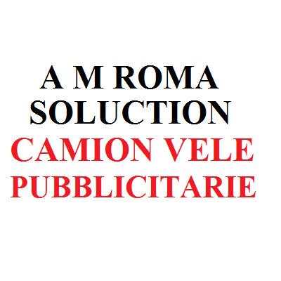 A M Roma Soluction - Camion Vele Pubblicitarie