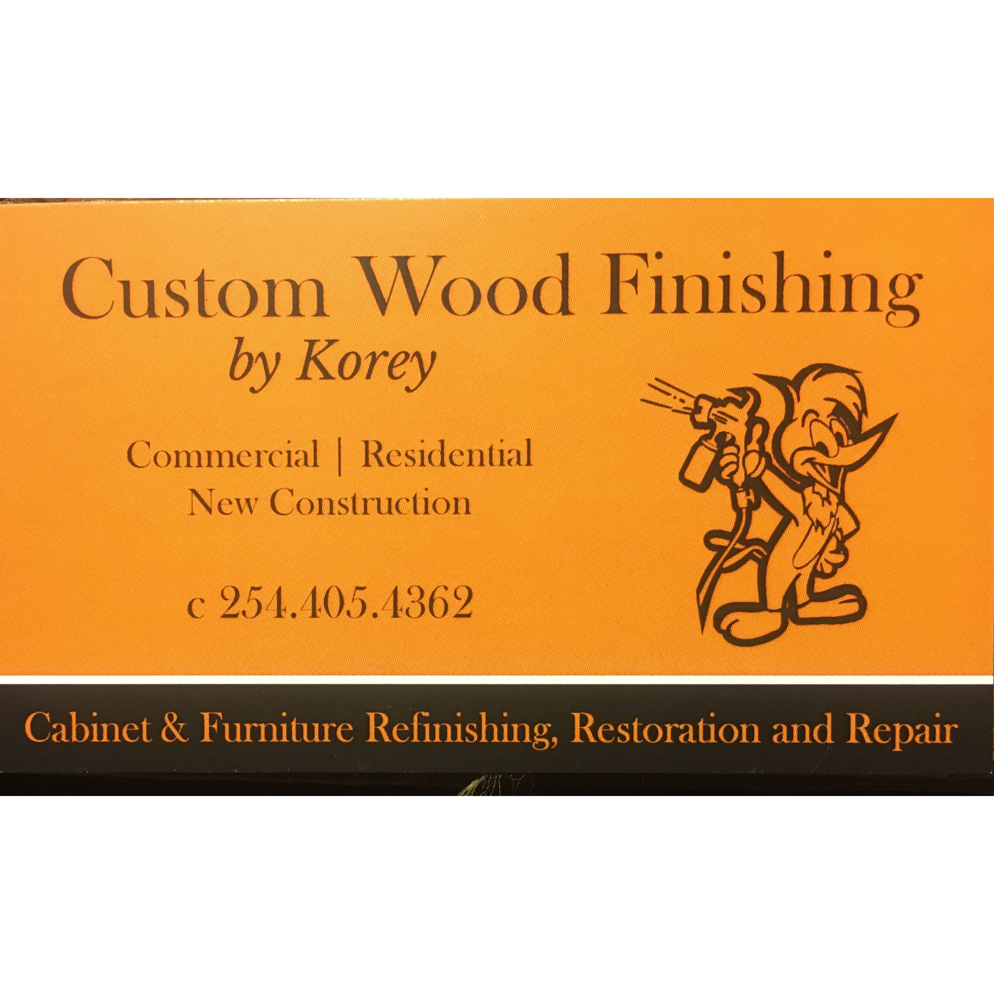Custom Wood Finishing by Korey - Waco, TX - Carpenters