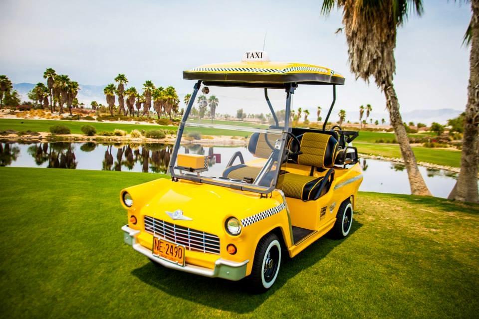 Electric Golf Cars Palm Desert