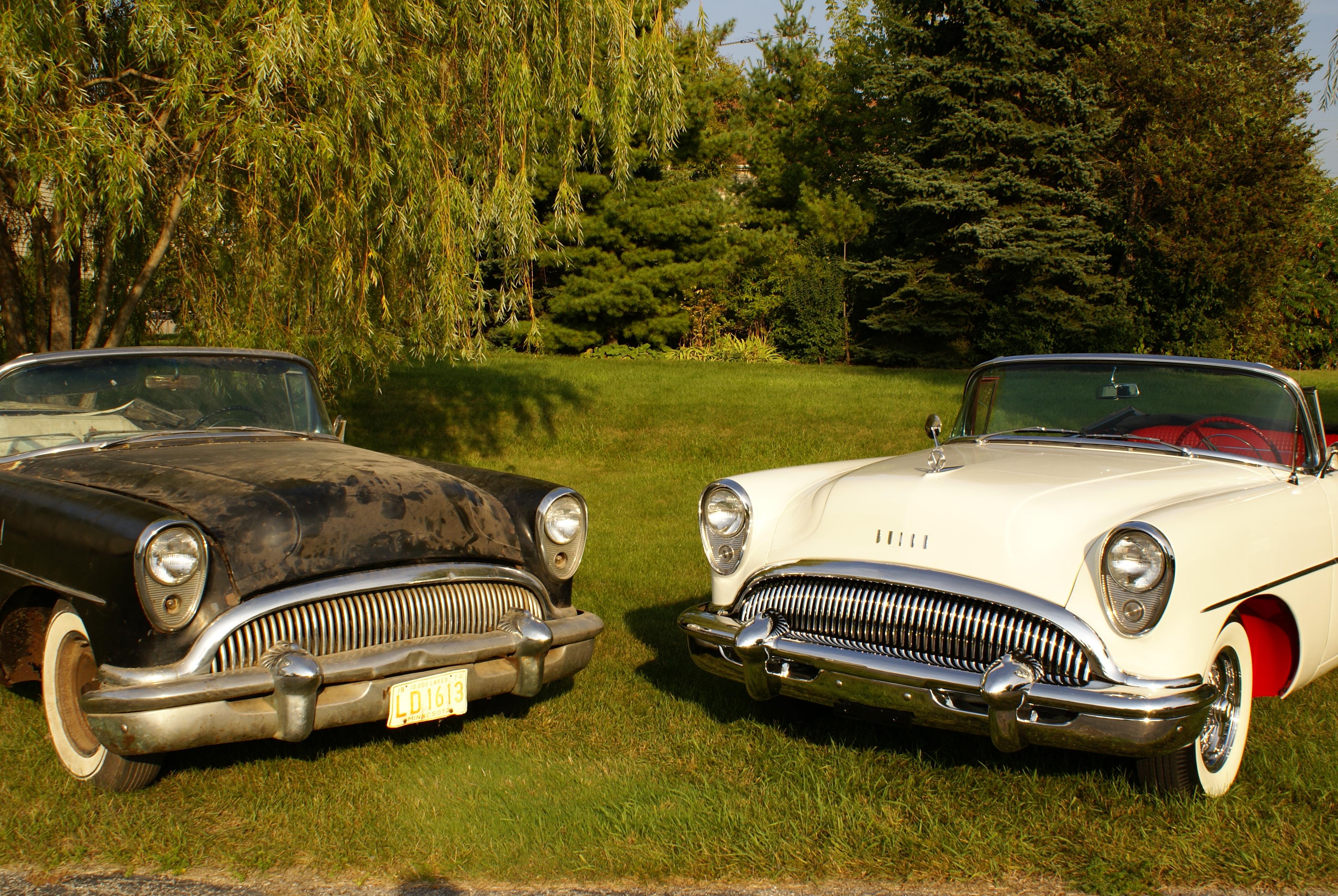 Antique Car Appraisals Near Me