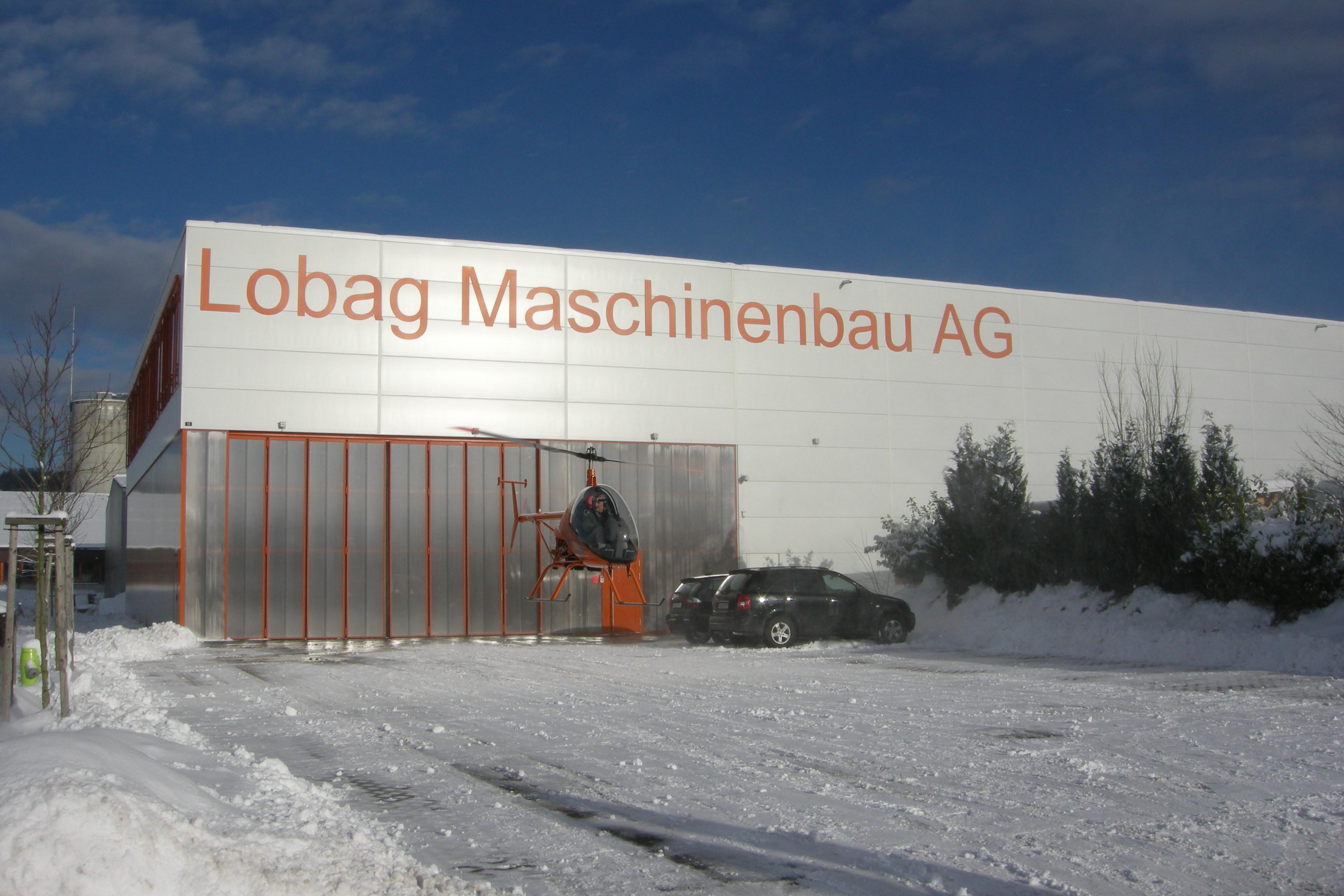 Lobag Maschinenbau AG