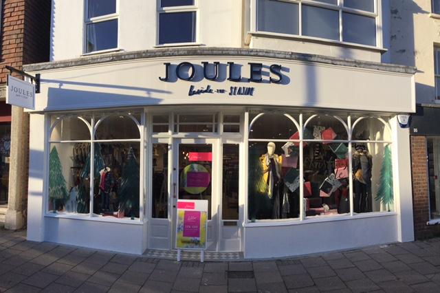 Joules - Lymington, Hampshire SO41 9AP - 01590 672297   ShowMeLocal.com