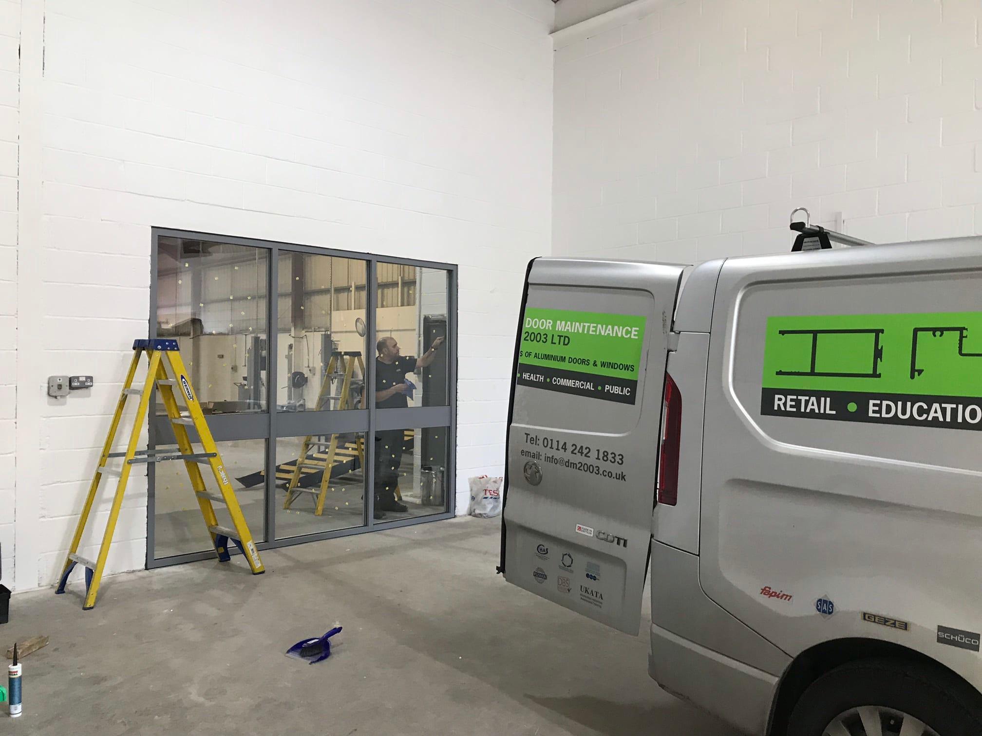 Door Maintenance 2003 Ltd