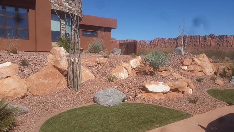 Precision Landscape St George Utah Ut Localdatabase Com