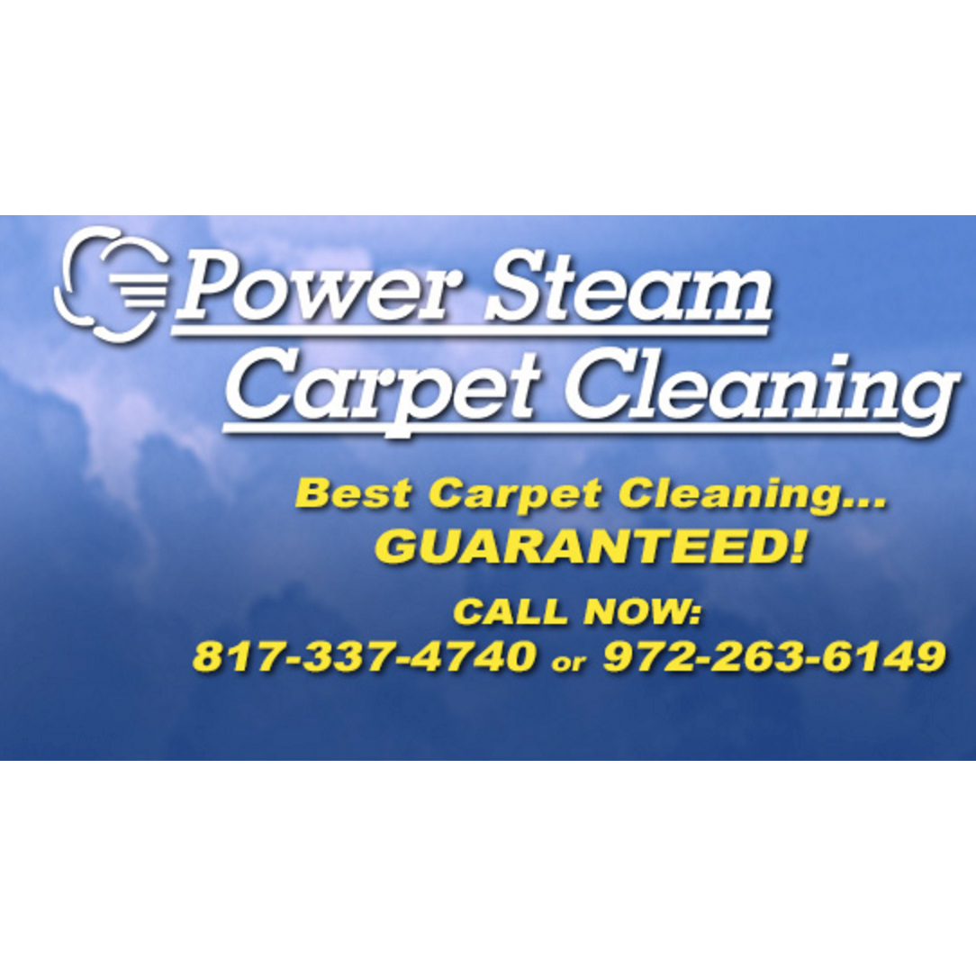Power Steam Carpet Cleaning