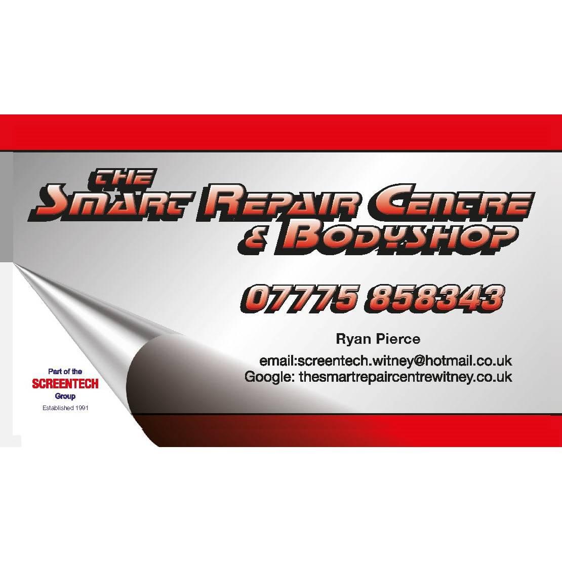 Smart Repair Centre & Body Shop (Part of the Screentech) - Witney, Oxfordshire OX28 4BT - 07831 193999   ShowMeLocal.com