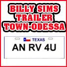 Billy Sims Trailer Town-Odessa