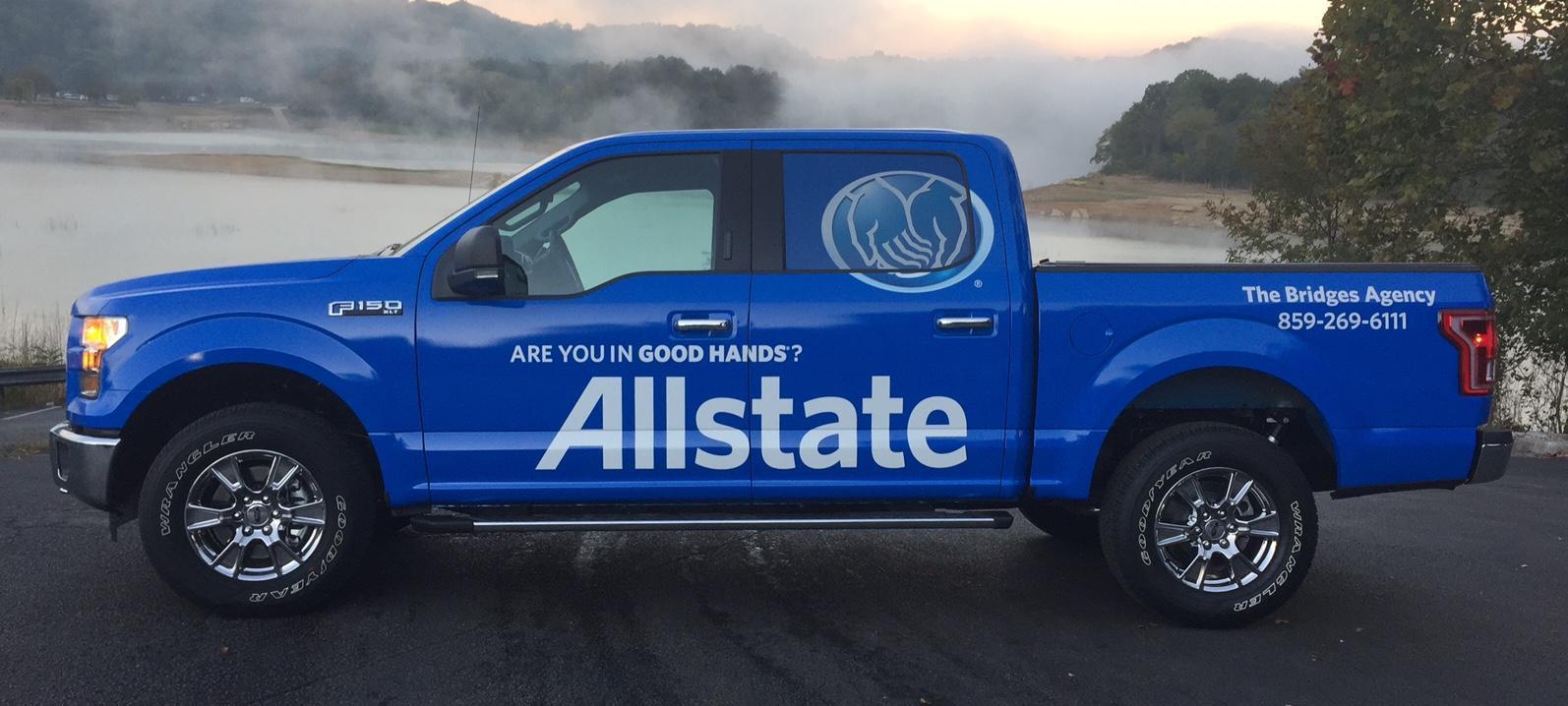 Allstate insurance agent denny bridges lexington for M l motors in lexington