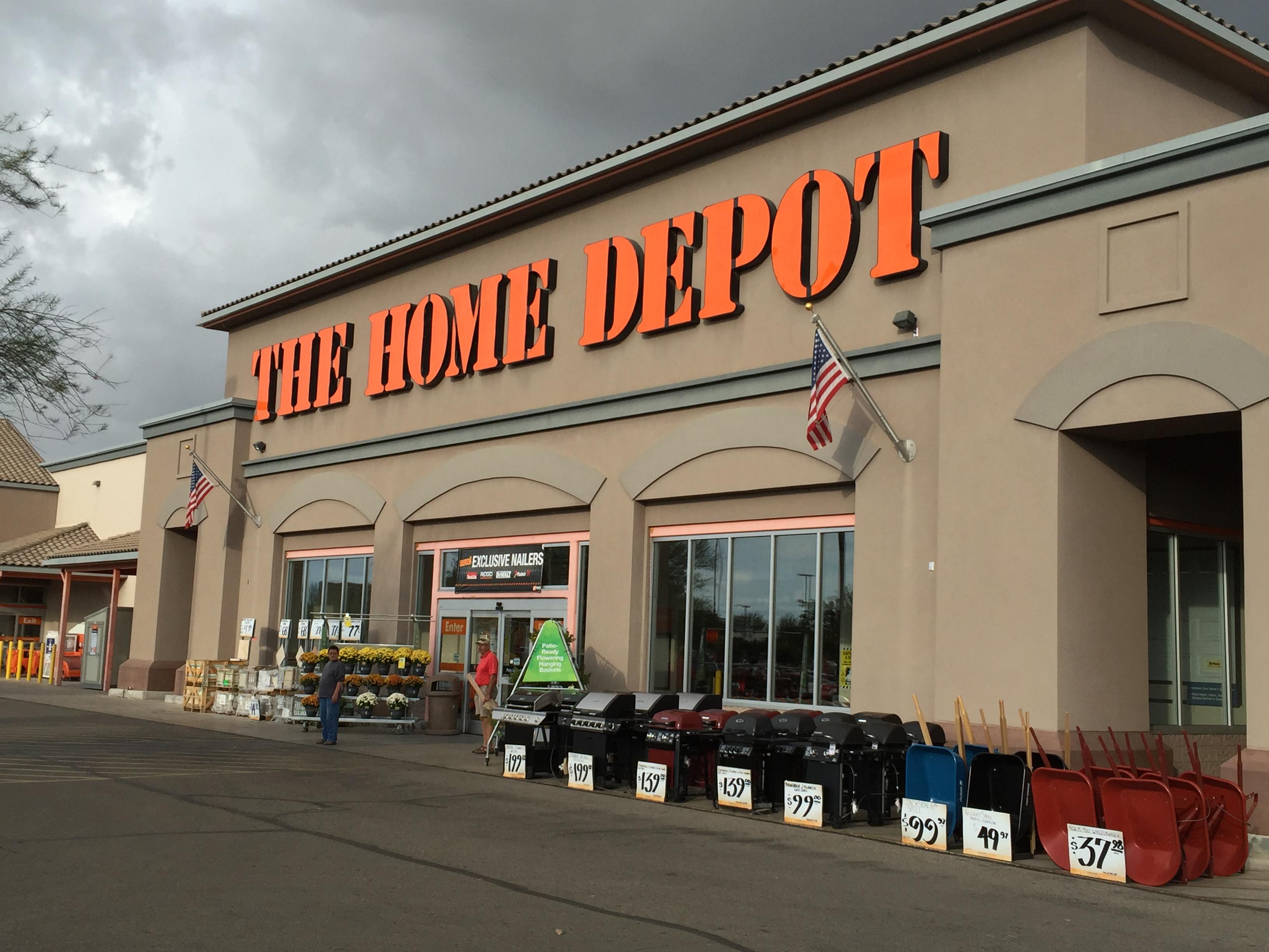 The Home Depot in Tucson AZ Chamberof merce