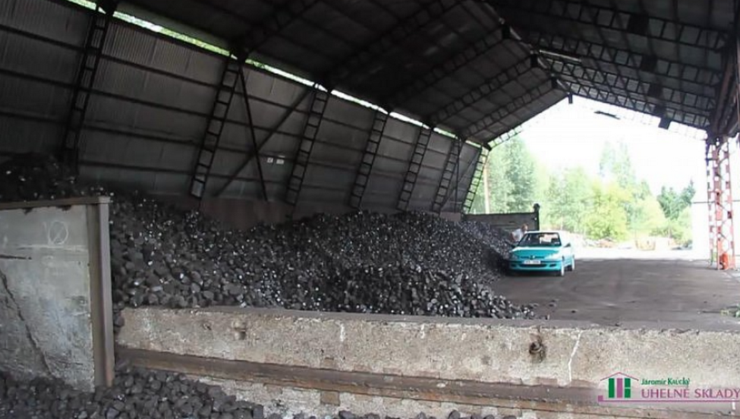 Kaucký uhelné sklady, AST Coal Trans s.r.o.