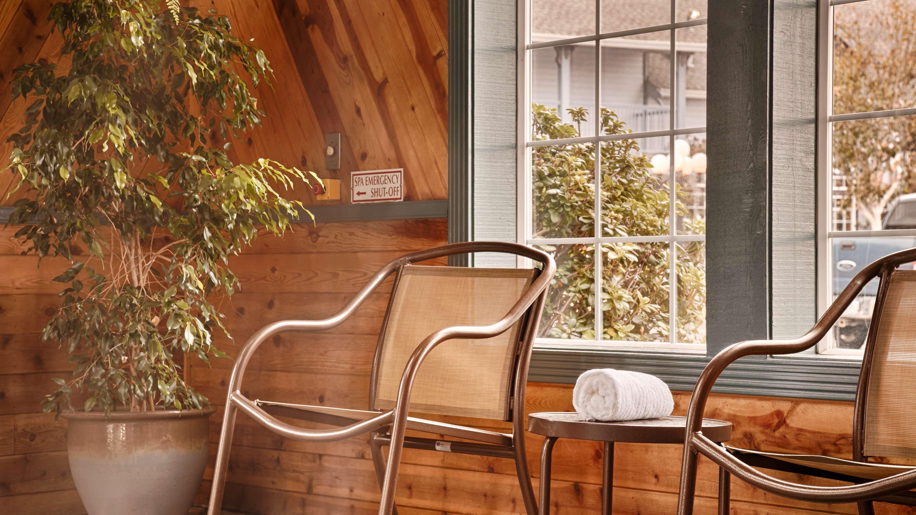 Best Western Plus Bayshore Inn Eureka California Ca