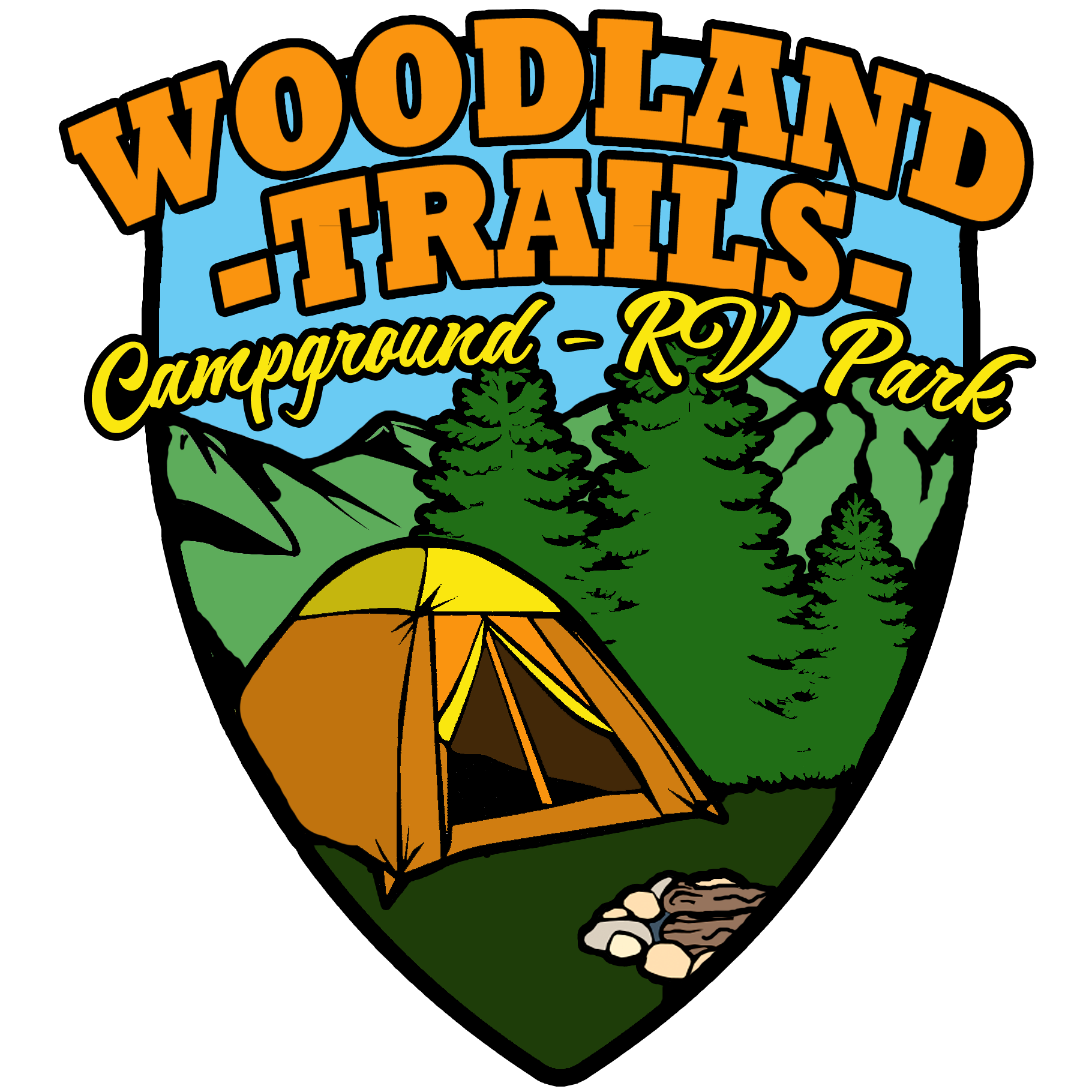 Woodland Trails Camp