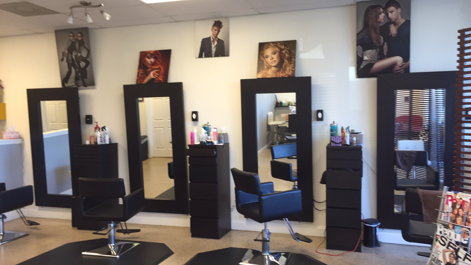 Vida salon charlotte north carolina nc for 8 the salon charlotte nc
