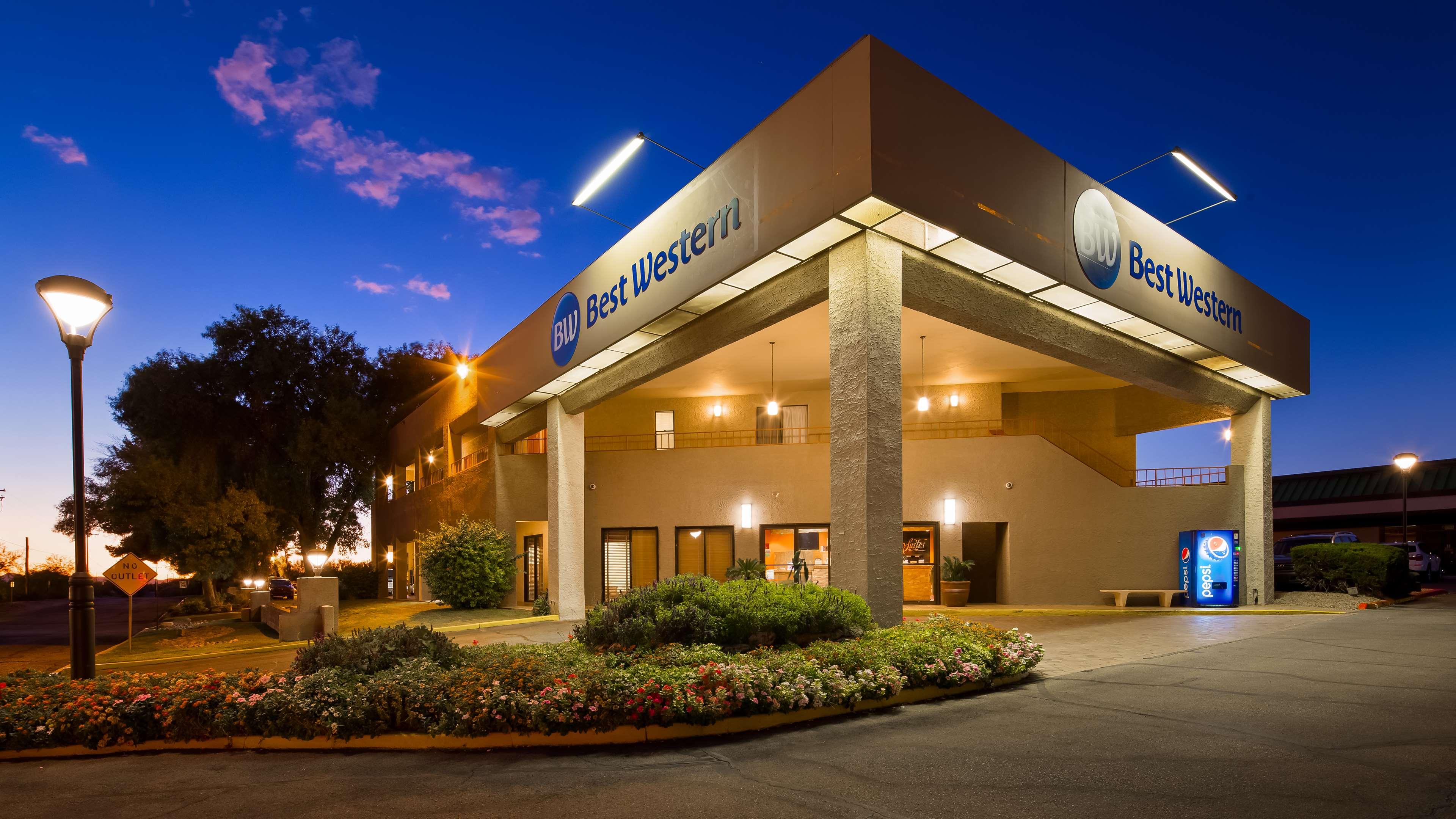 Hotels In Tucson Az Near U Of A