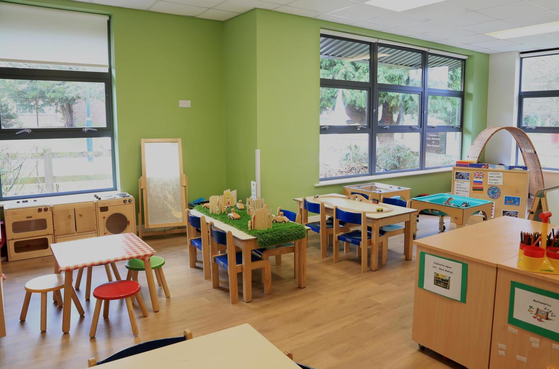 Bright Horizons Kings Hill Day Nursery and Preschool Kings Hill 03334 551566