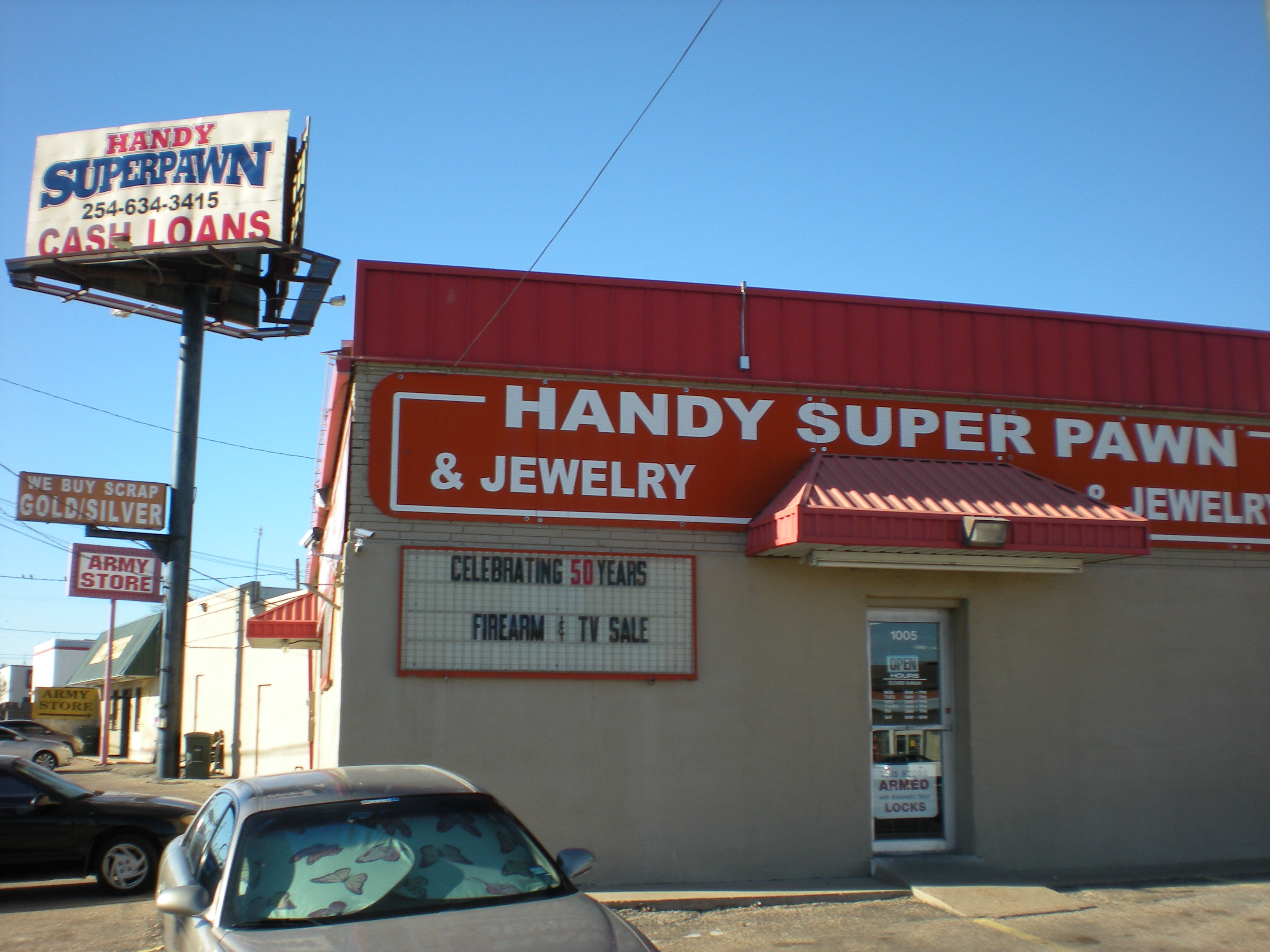 Handy Super Pawn in Killeen, TX 76541 - ChamberofCommerce.com