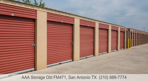Aaa Storage Old Fm 471 San Antonio Texas