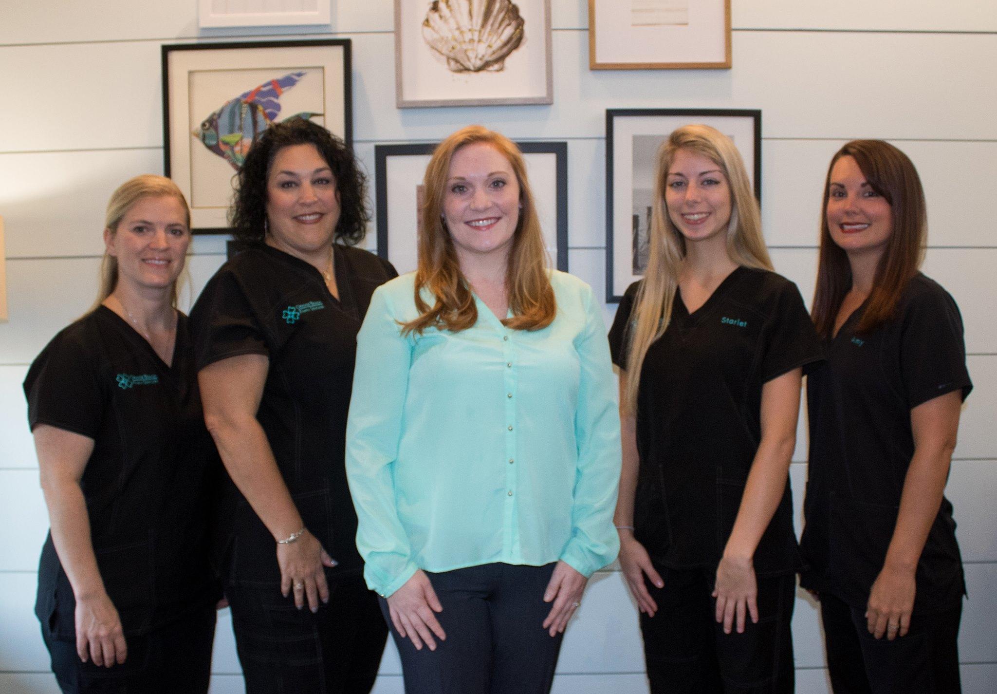 Dr. Lauren Lee and Staff