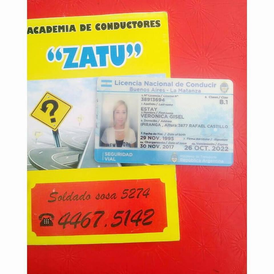 Academia de Conductores Zatu