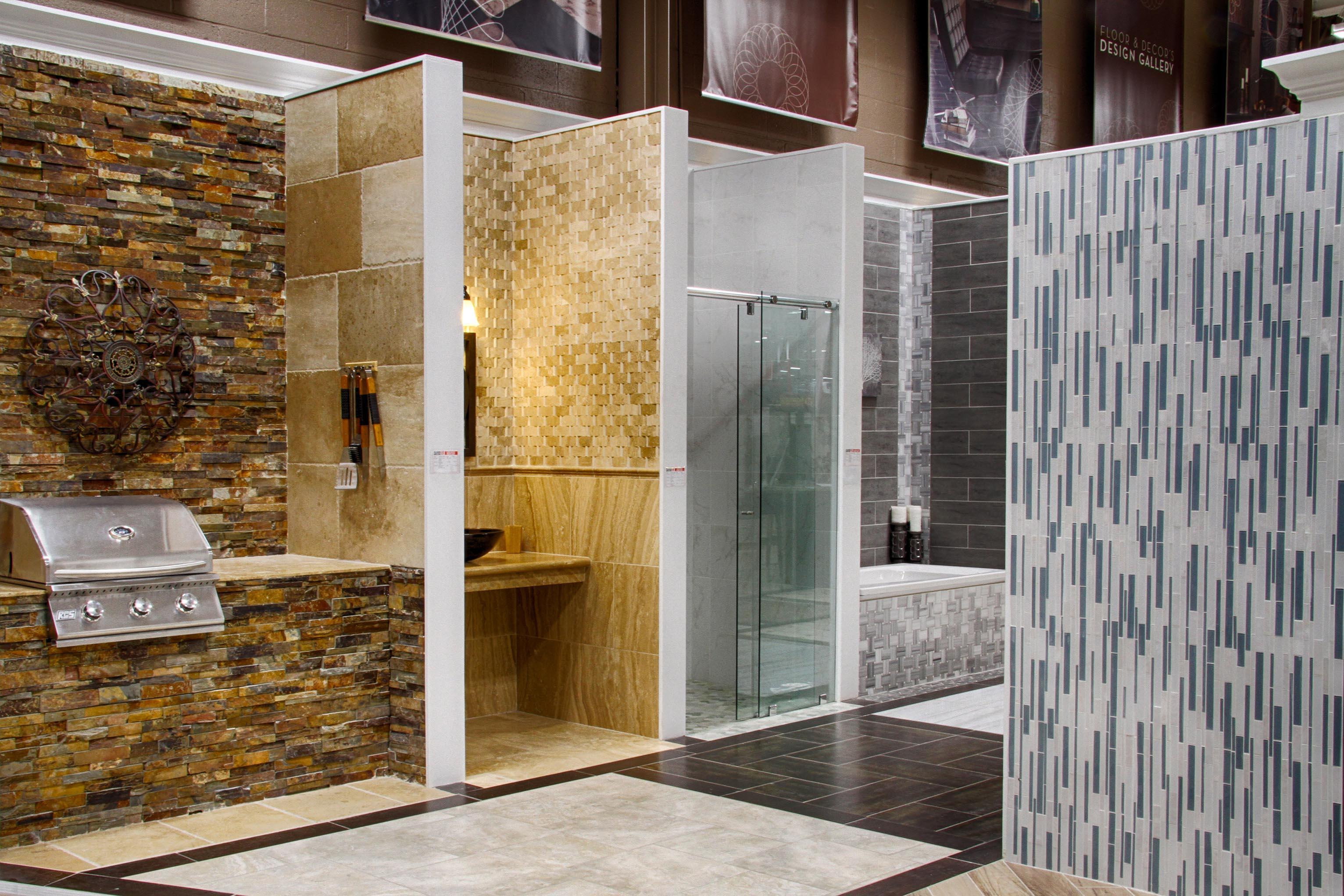 Devon Stone Black Feature Floor Tile 33x33cm In 2019: The Top 20 Ideas About Floor And Decor Devon