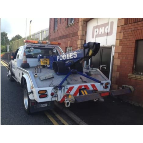 Accident Recovery by Pooles Towing & Recovery - Middlewich, Cheshire CW10 0JG - 07758 911333 | ShowMeLocal.com