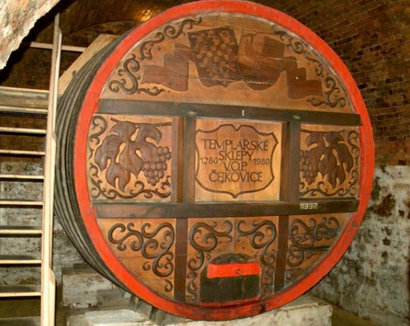 Templářské sklepy Čejkovice, vinařské družstvo
