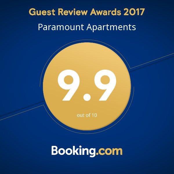 Paramount Aparthotel - Lytham St. Annes, Lancashire FY8 1LE - 01253 729001 | ShowMeLocal.com