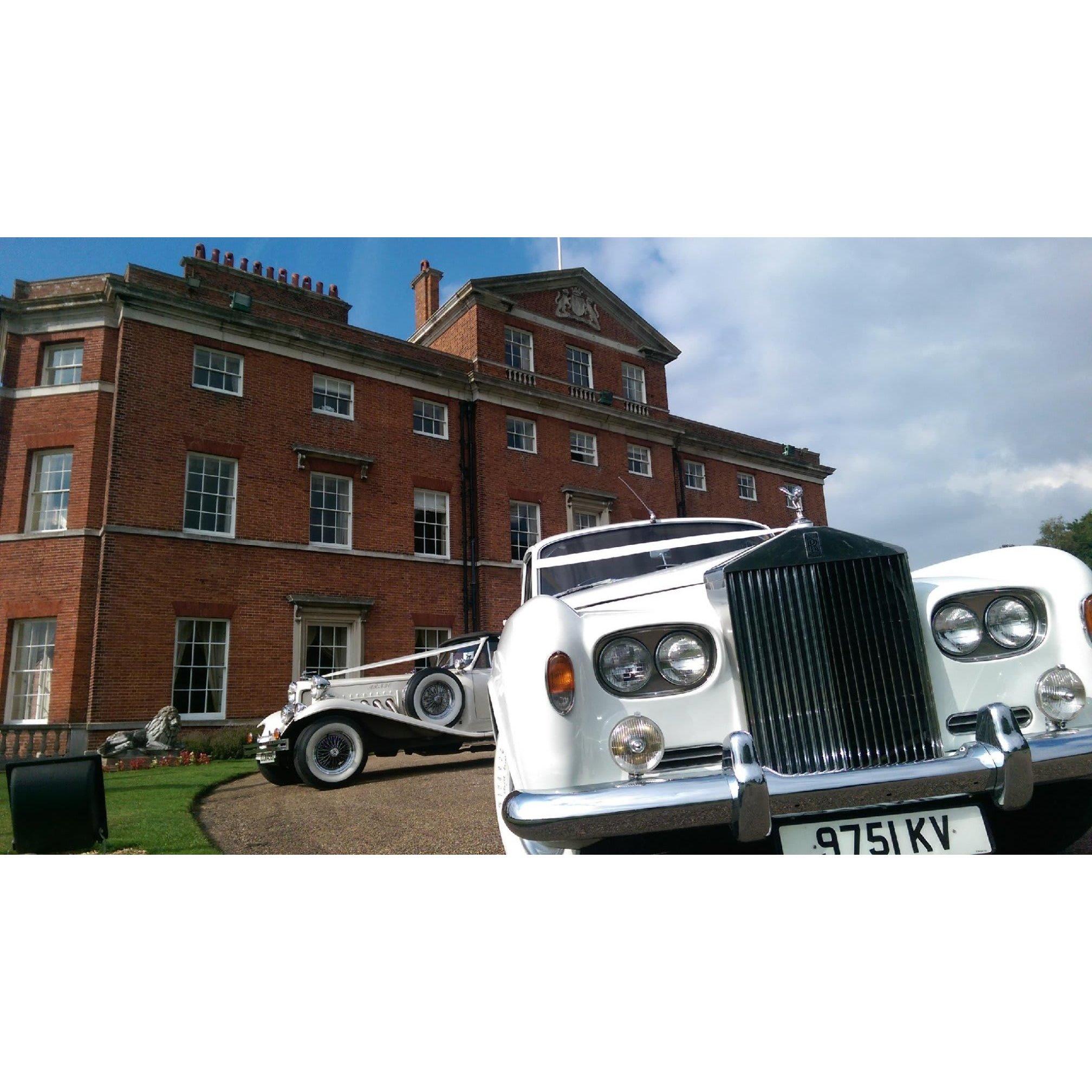 Weddings Cars of Herts - Welwyn, Hertfordshire AL6 9SH - 01438 717007 | ShowMeLocal.com