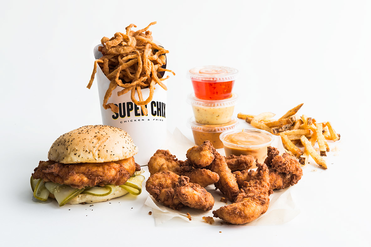 super chix - now open! in arlington, 612 w park row dr