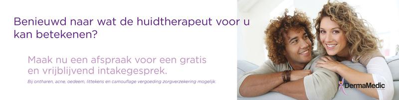 Dermamedic Praktijk voor Huidtherapie Oedeemtherapie en Lasertherapie