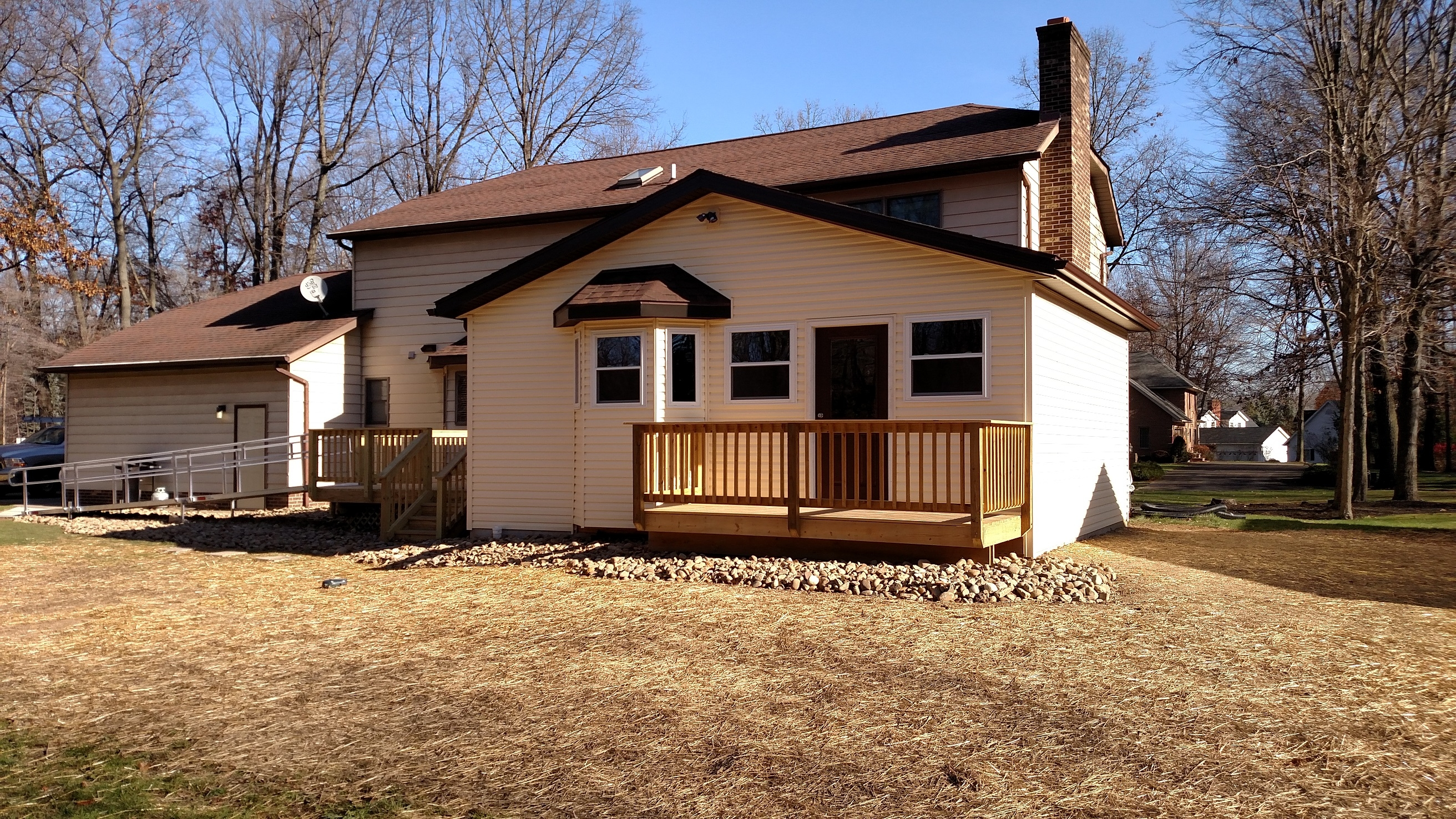 Wsc construction and restoration in canton oh 44721 for Home builders canton ohio