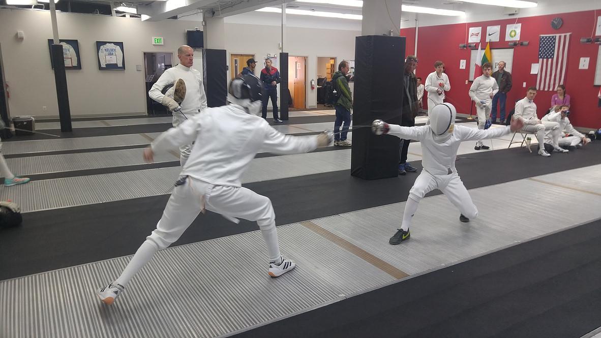 Cheyenne Fencing Society Amp Modern Pentathlon Center Of