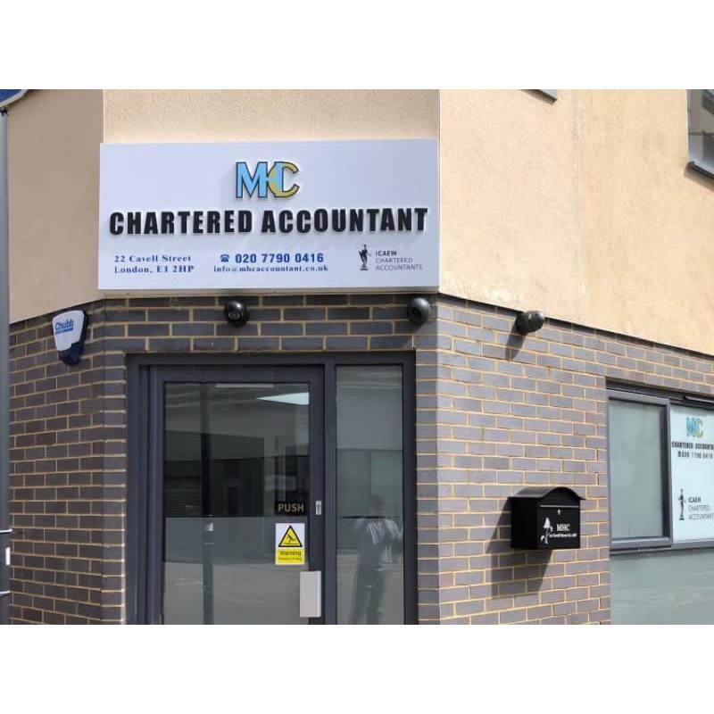 MHC Chartered Accountant - London, London E1 2HP - 020 7790 0416   ShowMeLocal.com
