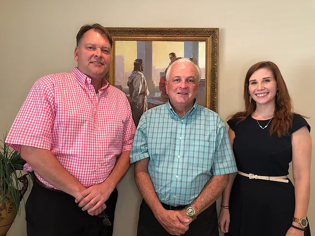 Staff of Jimmy Sandlin, Family Law Attorney