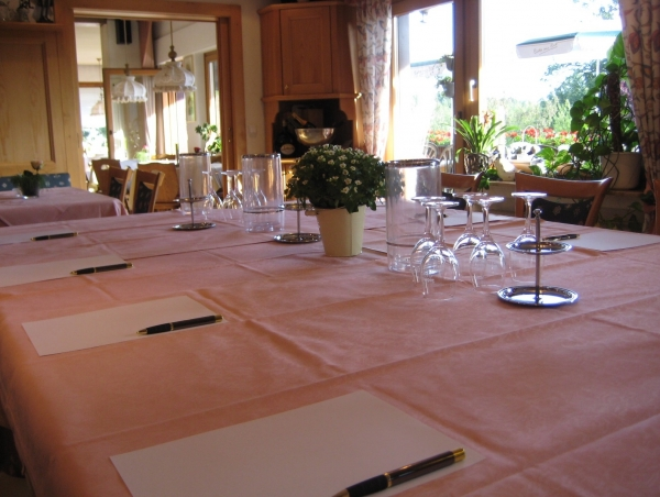 Foto de Hotel-Restaurant Berghof Johannesberg