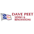 Dave Peet Siding & Renovations.