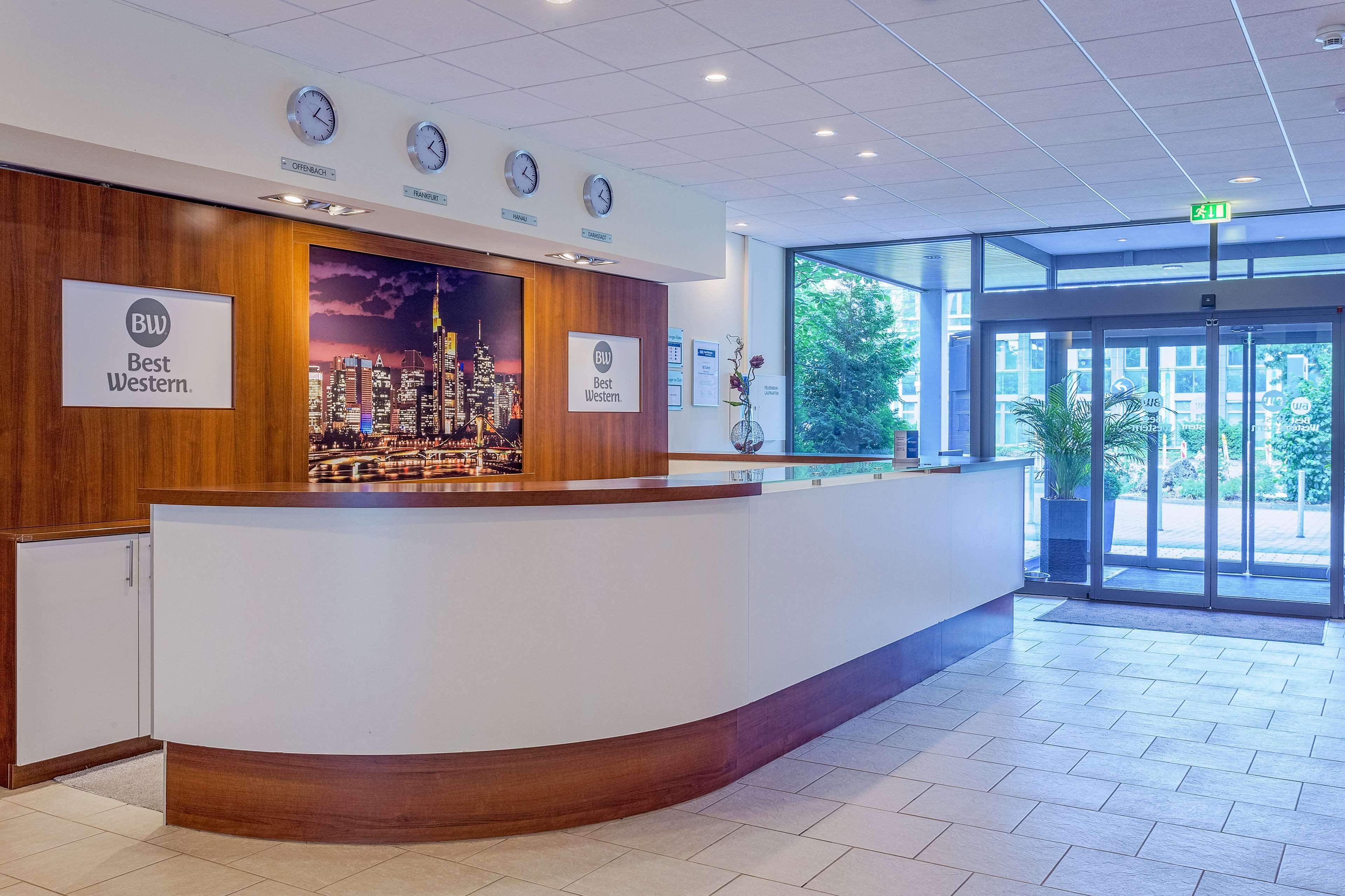Best Western Hotel Frankfurt Kaiserlei