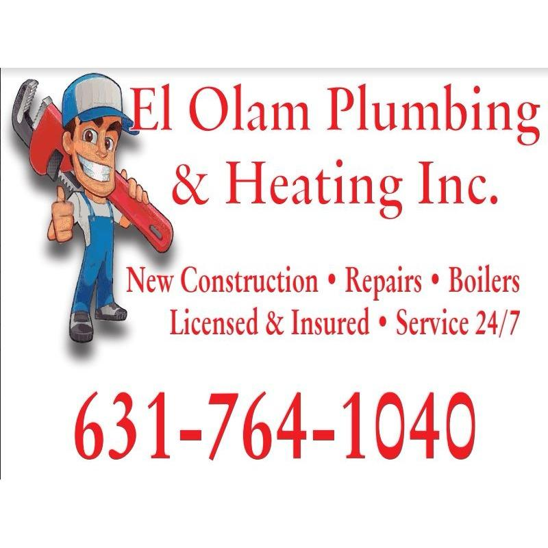 Plumber in NY Riverhead 11901 El olam Plumbing and Heating Inc 630 Northville Turnpike  (631)764-1040