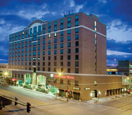 Doubletree Hilton Hotel Rochester Mn
